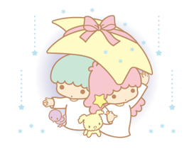 Little Twin Stars Stickers 14
