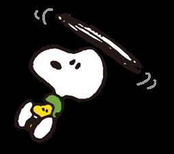 Snoopy ★ Vintage ਸਟਿੱਕਰ 14
