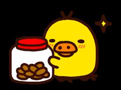 松弛熊&Kiiroitori贴纸 14