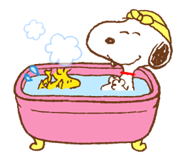 SNOOPY & Woodstock Stickers 16
