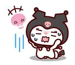 SANRIO CHARACTERS3 (Cartoons) Stickers 11