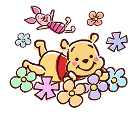 Winnie The Pooh Stickers 15