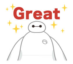 Big Hero 6 Stickers 2 15