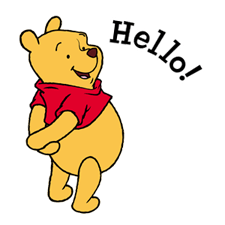 Pooh & Friends - Cute & Cuddly Stickers 15