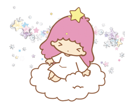 Little Twin Stars: Twinkly Stickers 15