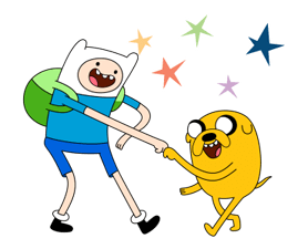 Adventure Time Stickers 18