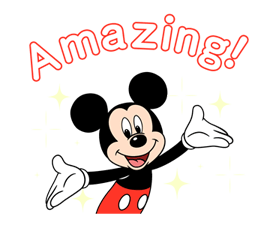 Mickey Mouse Stickers 19