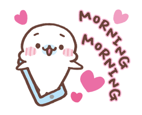 Mamegoma: Seal-y Stickers 15
