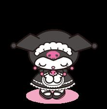 Kuromi Наклейки 15