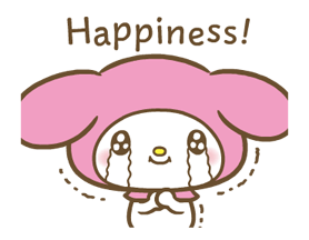 My Melody: Sweet as Can Be! Stickers 2 15