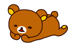 Rilakkuma: Freshly Baked Fun Stickers 15