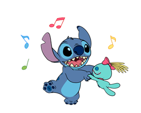 Stitch & Scrump Stickers 15