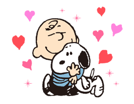 Stickers Snoopy 15