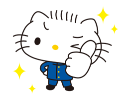 Hello Kitty: Simple and Sweet Stickres 16