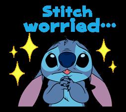 Stitch (Rowdy) Klistremerker 16