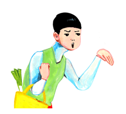Keiko Sootome Adesivi 16