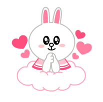 LINE Characters: Pastel Cuties Stickers 16