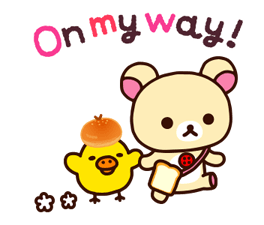 Rilakkuma: Freshly Baked Fun Stickers 16