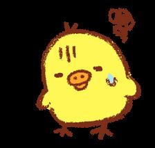Rilakkuma~Kiiroitori Diary~ Stickers 16