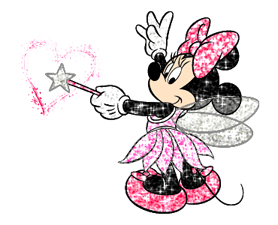 Minnie Mouse: Glittery Fun Stickers 3