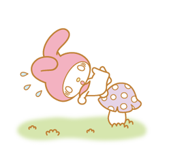 My Melody 2 Stickers 16