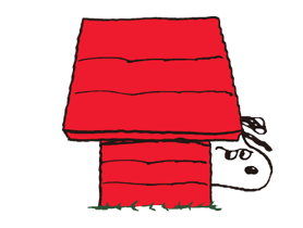 Stickers Snoopy 16