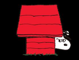 Snoopy Наклейки 16
