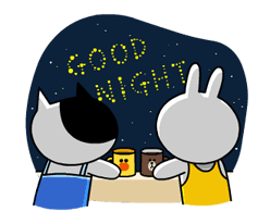 Cony and Jessica: Girls Night Out Stickers 16