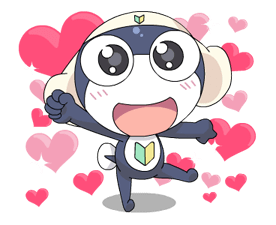 Keroro Stickers 16
