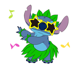 Stitch Stickers 3 16
