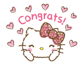Hello Kitty: Adorable Stickers 16