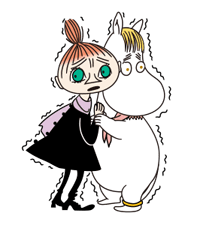 Moomin Stickers 2 17