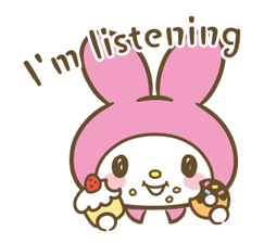 My Melody: Sweet as Can Be! Stickers 21