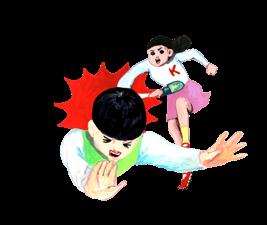 Keiko Sootome Adesivi 17
