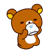 Rilakkuma: Freshly Baked Fun Stickers 17