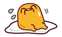 gudetama: Nice and Over Easy Stickers 17