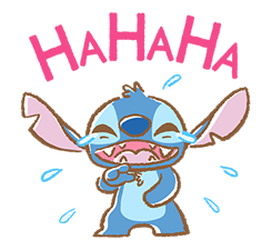 Stitch Cuteness Stickers 17