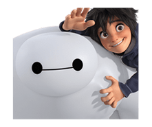 Big Hero 6 Stickers 2 17