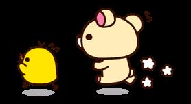 松弛熊&Kiiroitori贴纸 17