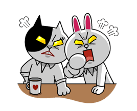 Cony and Jessica: Girls Night Out Stickers 17