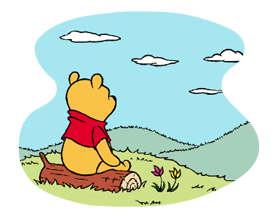 Winnie The Pooh Stickers 2 17