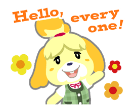 Animal Crossing Stickers 24