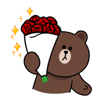 LINE Characters: All the Love Stickers 18