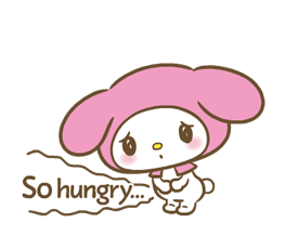 My Melody: Sweet as Can Be! Stickers 2 18