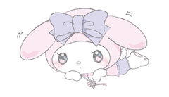 LARME x My Melody Sticker 18