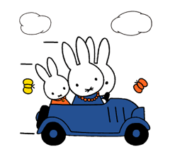 Miffy Stickers 18