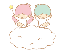Little Twin Stars Stickers 18