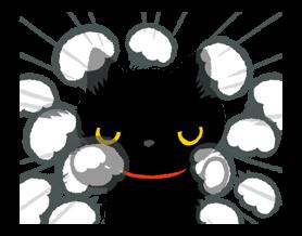 Kutsushita Nyanko: What a Meowthful Stickers 18