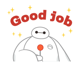 Big Hero 6 Stickers 2 18