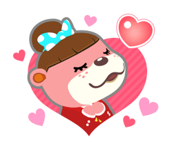 Animal Crossing Stickers 18